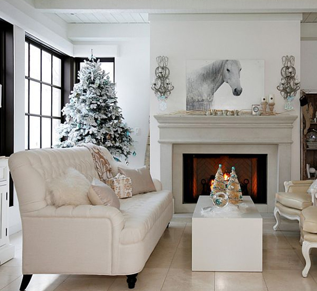 ChristmasDecorationWhite
