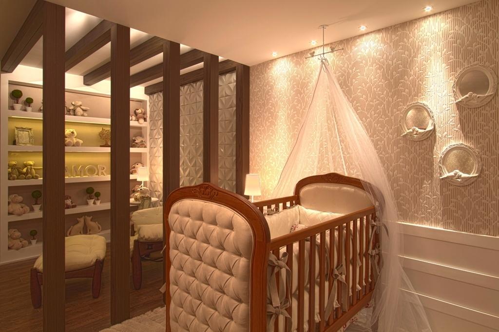 Como escolher a decoração ideal para o quarto do bebê Arquitetura e Decoração