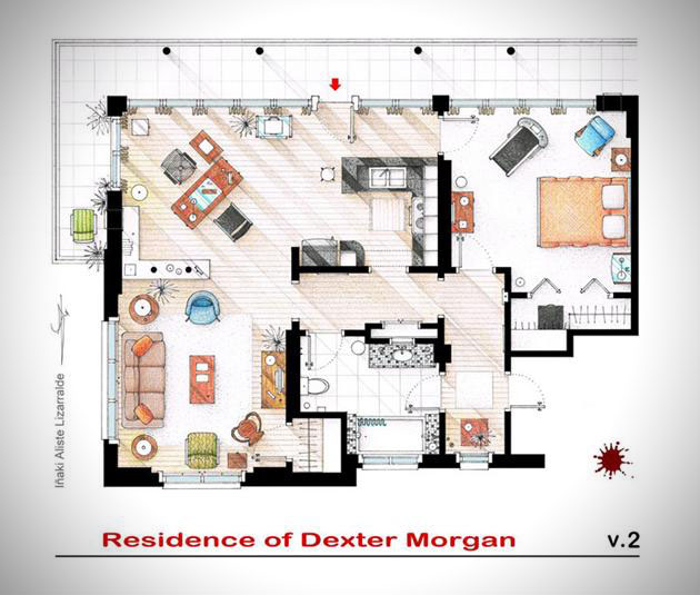 Dexter floor plan