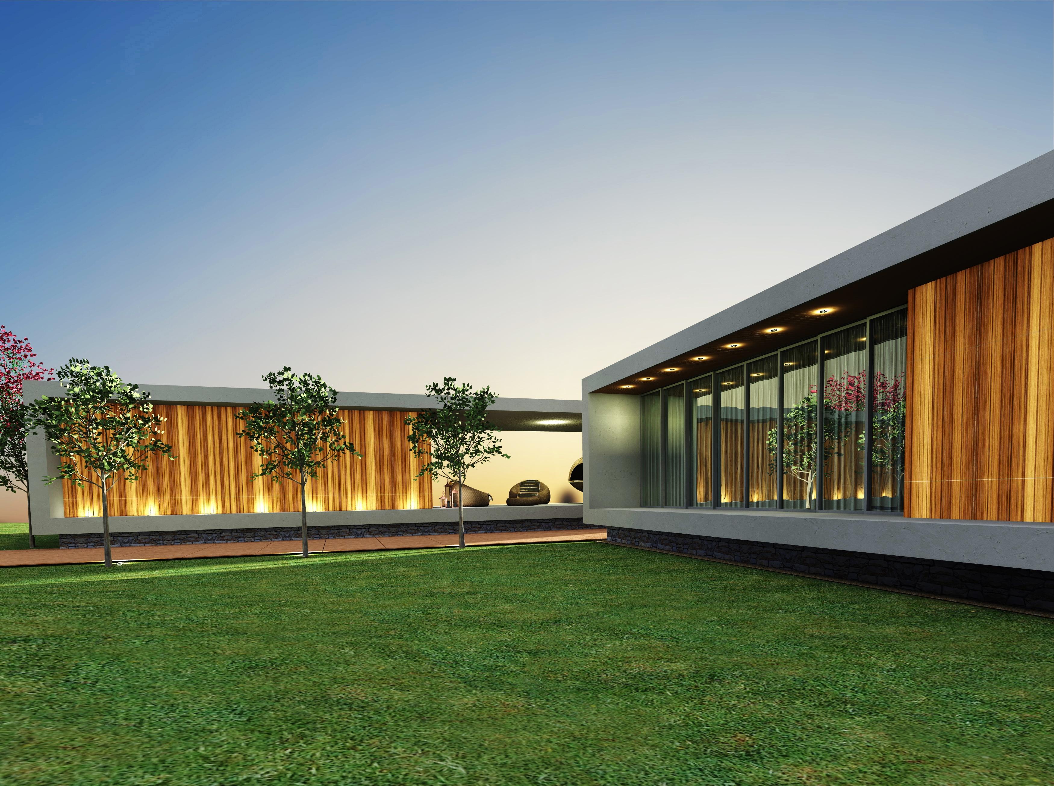 Casa das bra nas casa de campo com arquitetura contempor nea for Casa contemporanea