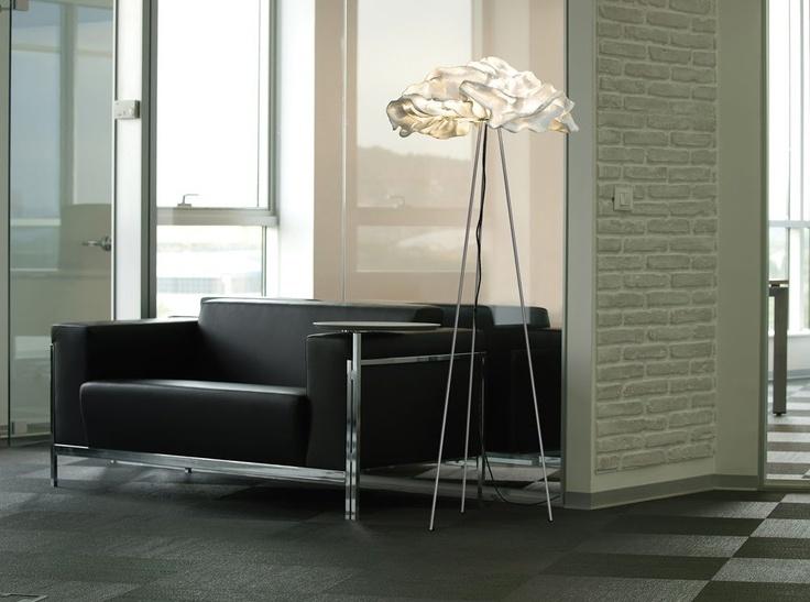 ARTURO ALVAREZ NEVO THREE LIGHT FLOOR LAMP