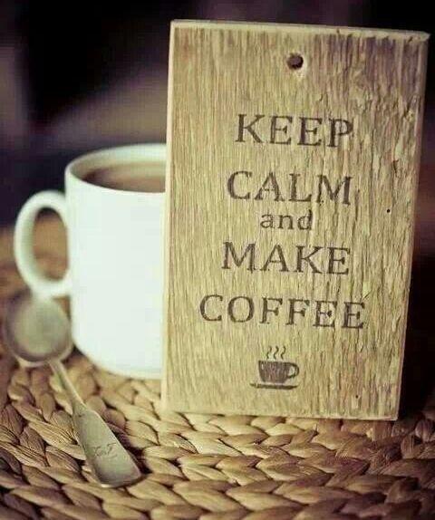 COFFE DECORATION