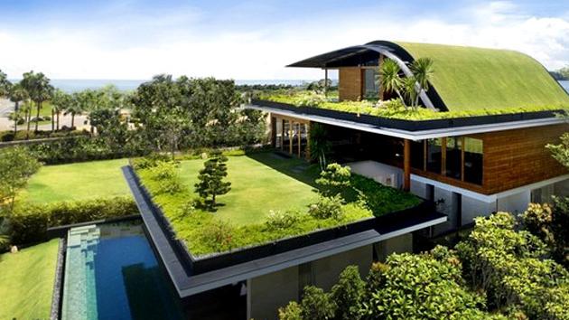 Casa sustentavel tendencias 2014