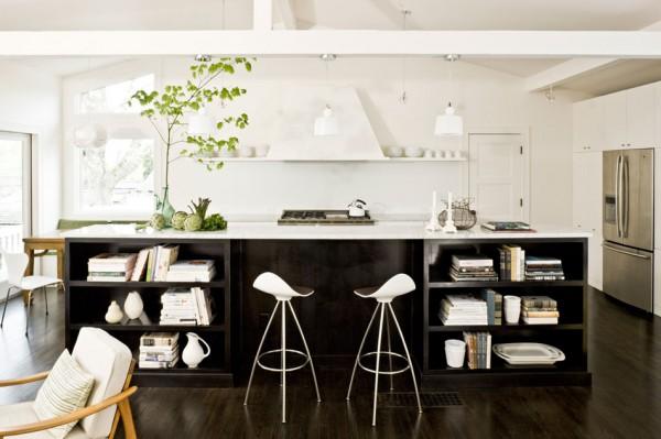Cozinha funcional e criativa - Diana Brooks