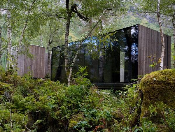 Hotel na Noruega com arquitetura peculiar 4