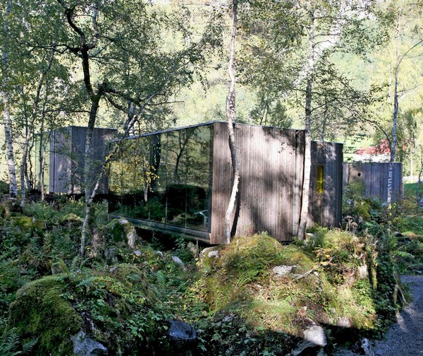 Hotel na Noruega com arquitetura peculiar 5