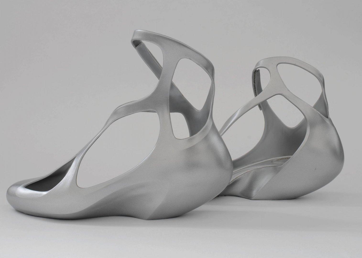 Zaha hadid Melissa shoes 1