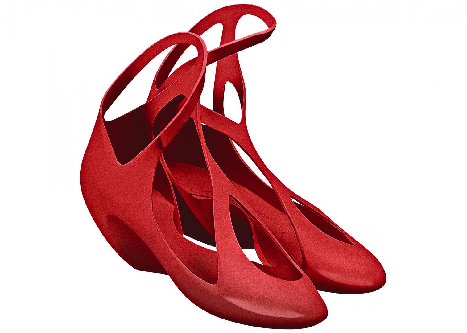 Zaha hadid Melissa shoes 3