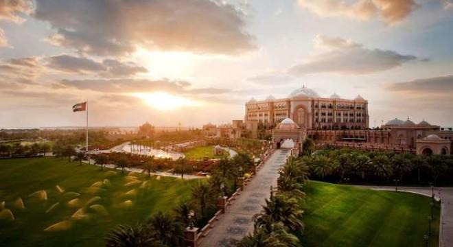HOTEL MAIS LUXUOSO DO MUNDO ABU DHABI 4