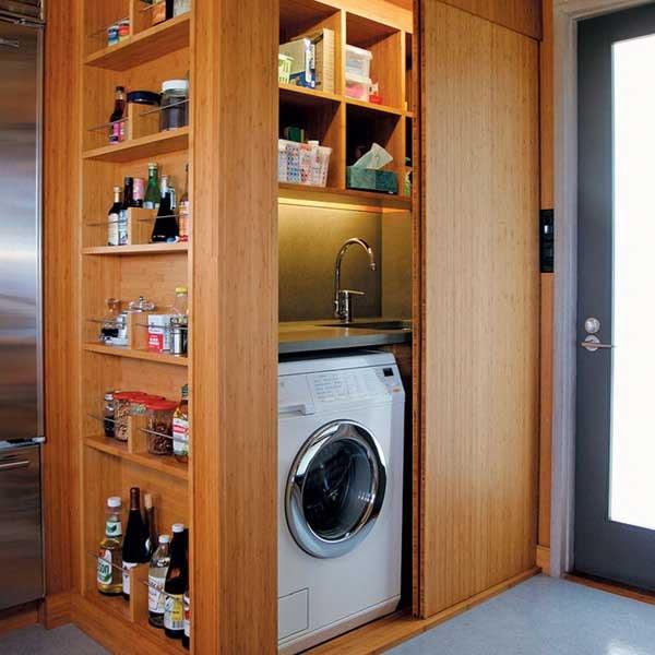 15 id ias praticas e funcionais de lavanderia - Amenager kast ...