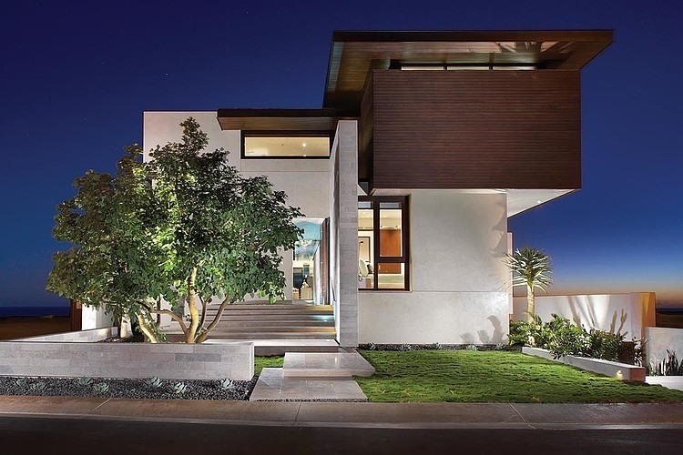 Beautiful Modern Homes Designs: Orange County House