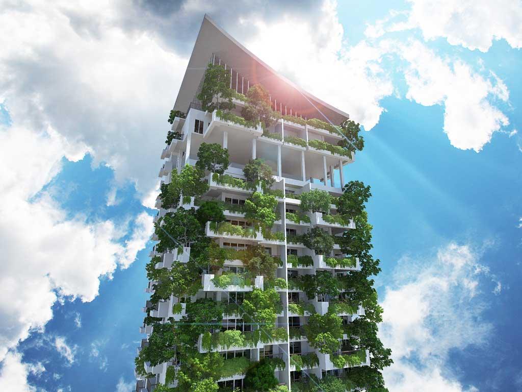Maior jardim vertical do mundo 3