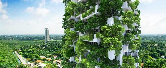 Maior jardim vertical do mundo 4