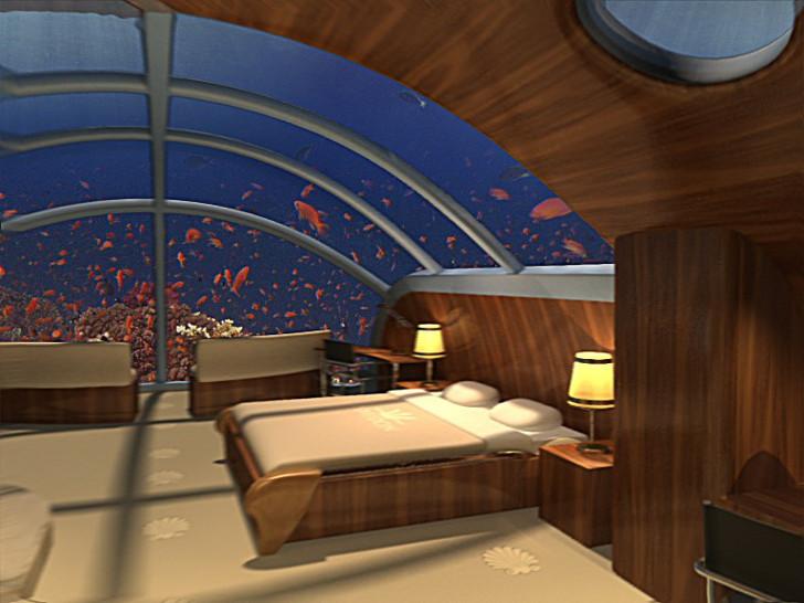 HOTEL EMBAIXO D'AGUA 5 - FIJI