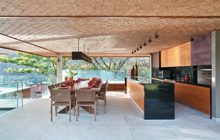 13 idéias de varandas, churrasqueiras e espaço gourmet! -> Ideias De Decoração Para Espaço Gourmet
