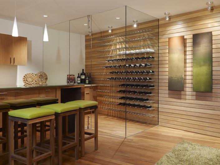 Arquiteta Indaiatuba Diana Brooks - Adegas inspiradoras na decoração de casa 4