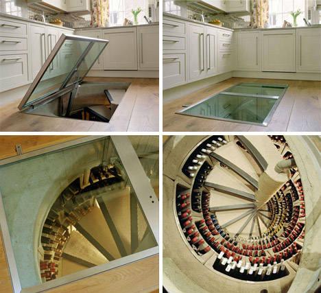 Arquiteta Indaiatuba Diana Brooks - Adegas inspiradoras na decoração de casa 7