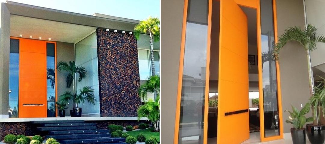 Fachadas contempor neas maravilhosas for Fachadas contemporaneas para casas