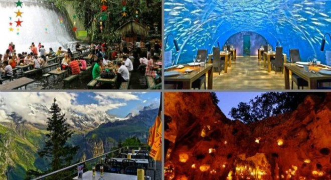 10 restaurantes imperdíveis para se conhecer