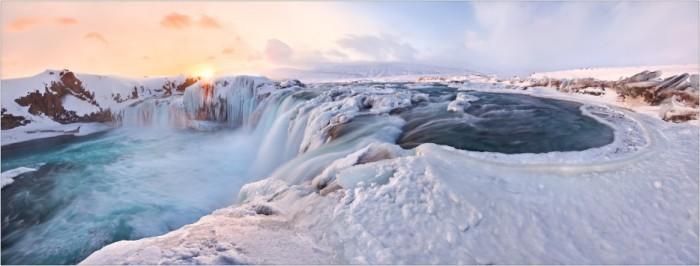 Cataratas gelaas