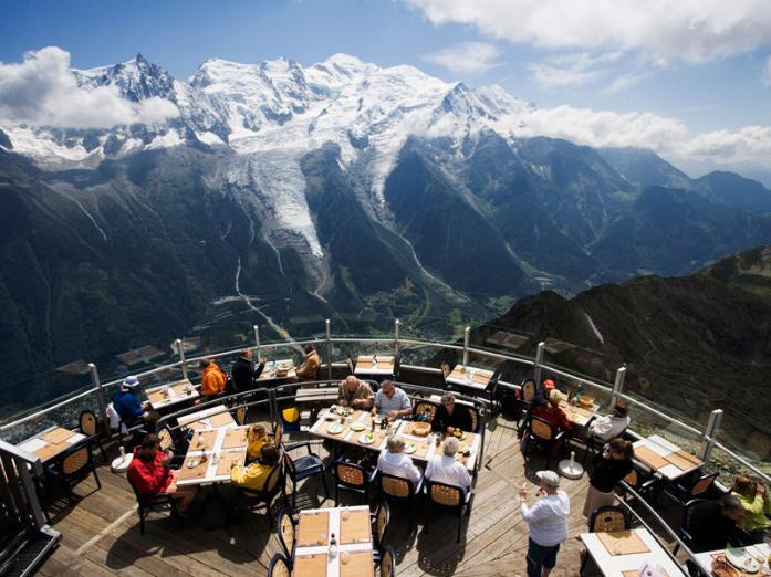 Le Panoramic, em Chamonix, França