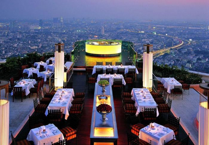 Siroco em Bangkok, Tailândia