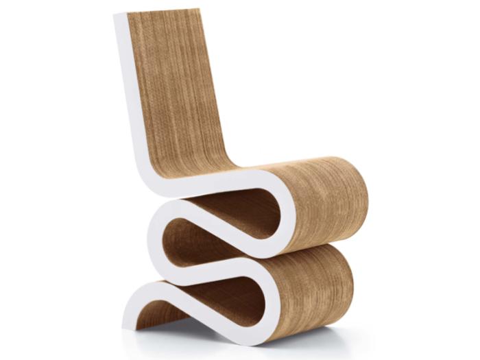 Wiggle Chair design interiores