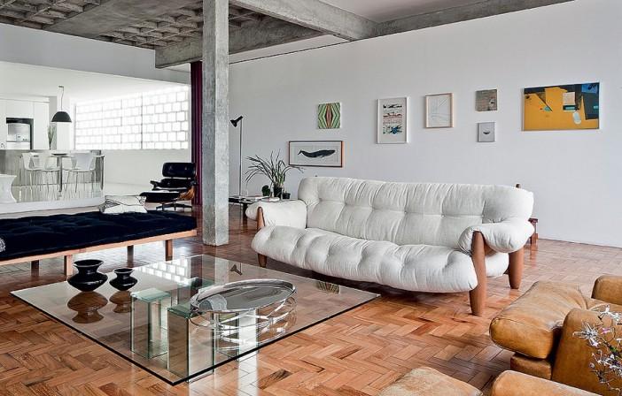 Projeto decoração sofá Mole