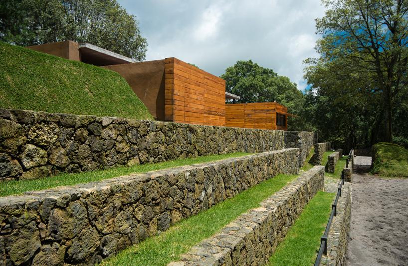 Arquitetura campo