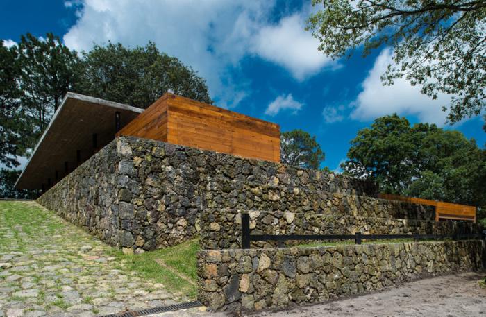 Arquitetura cocheiras