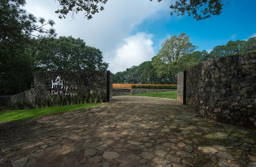 Arquitetura equestre - haras hípicas e fazendas - entrada