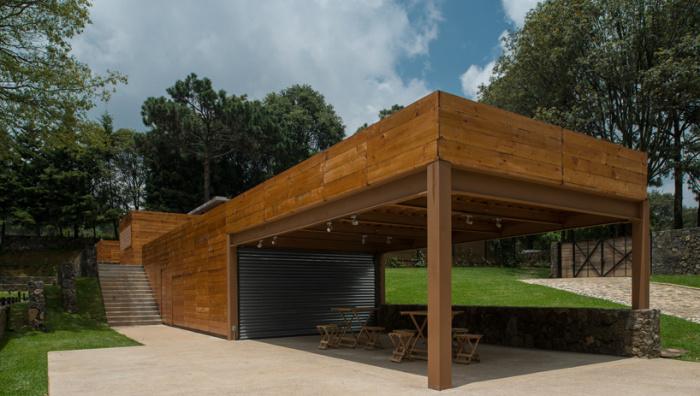 Arquitetura equestre - haras hípicas e fazendas - social