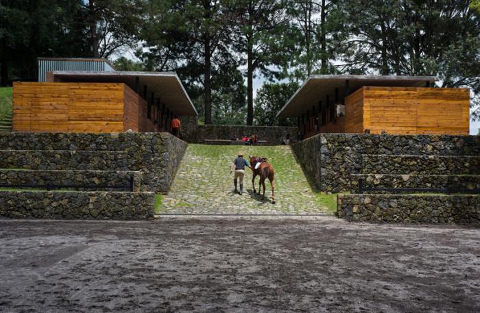 Arquitetura haras, hípicas e fazendas