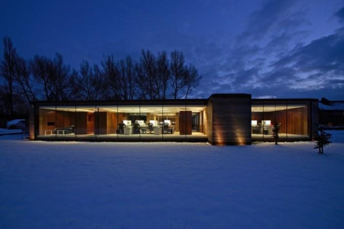 A o corten em fachadas - Nicolas kleine architect ...