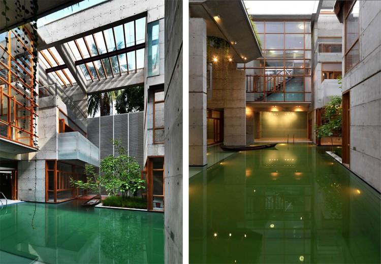 Casa moderna maravilhosa