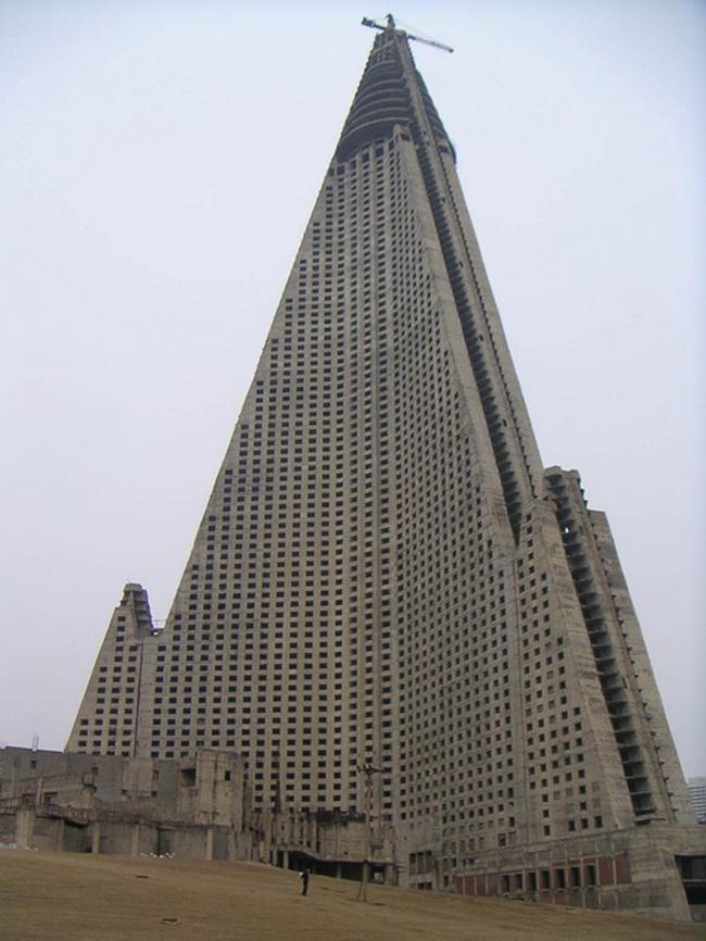 Hotel na Coreia do Norte