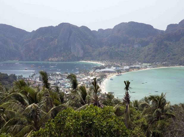 Ilha Koh Phi Phi Tailândia