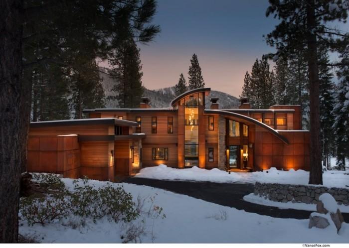 10 Maravilhosas Casas De Frente Para O Lago