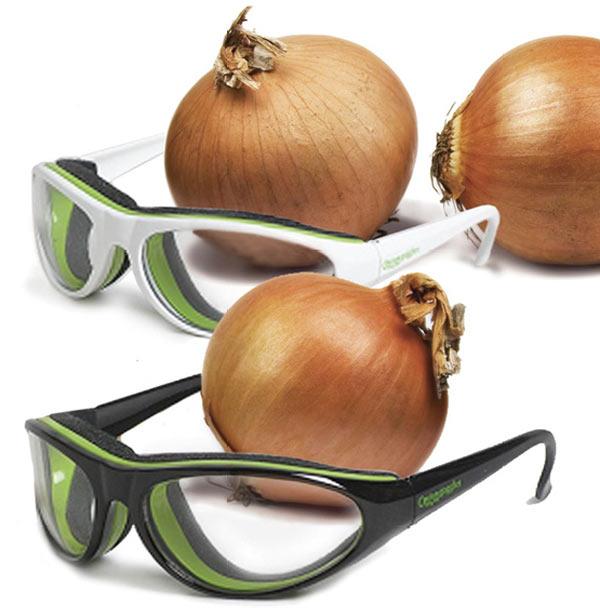 Óculos para cortar cebola