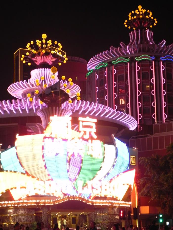 18 Cassino Macau