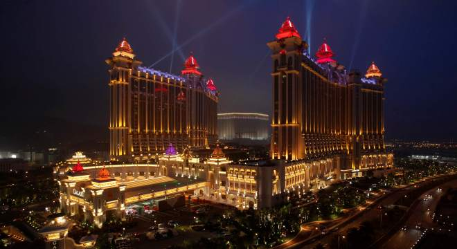 20 The Macau Casino