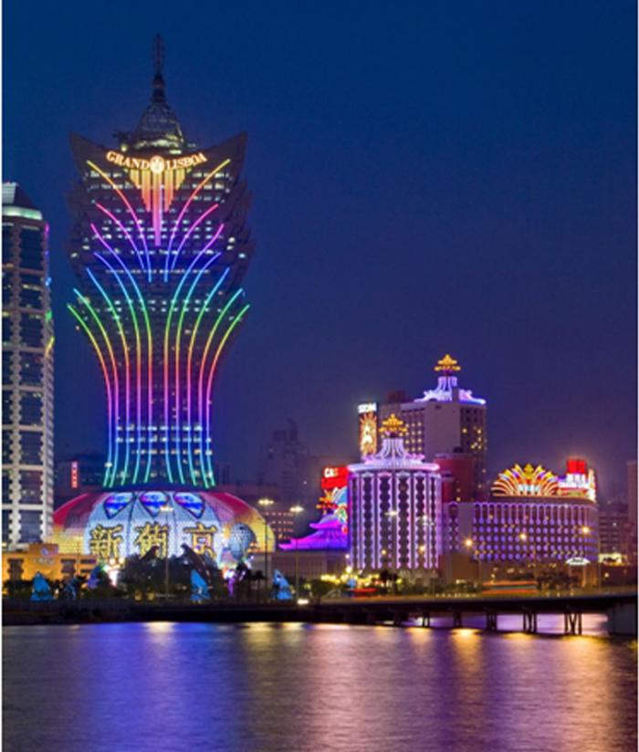 21 Casssino The Venetian Macau