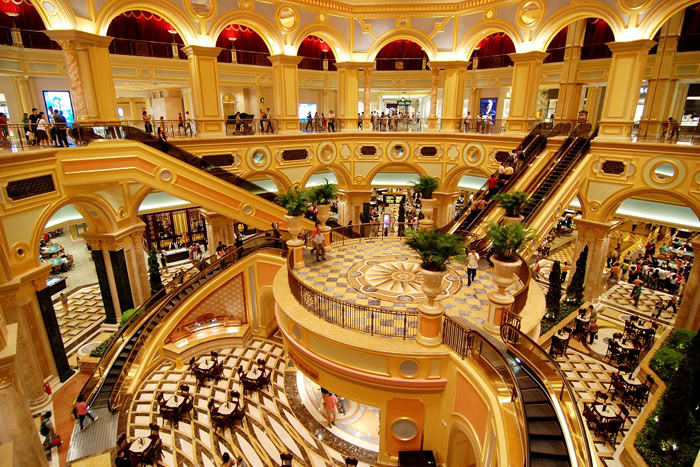 22 The Venetian Macau