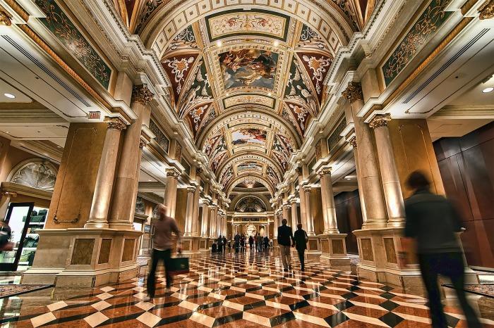 6 Cassino The Venetian interior