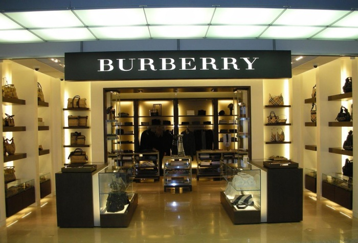 Burberry interior Miami