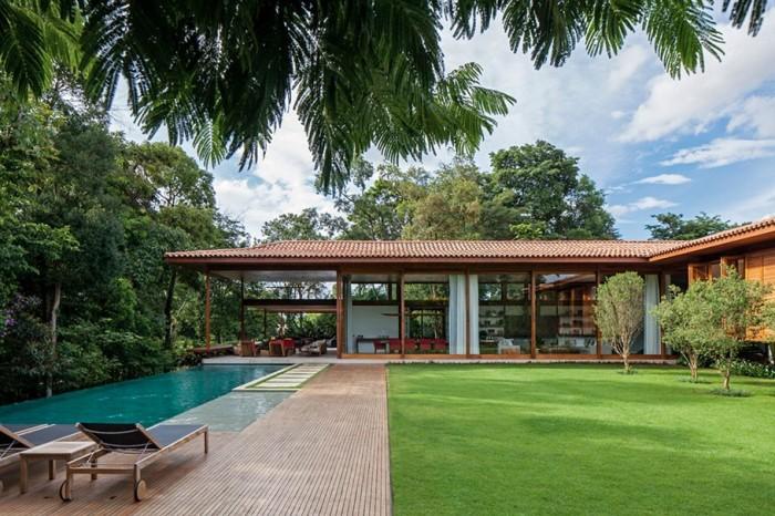 Casas de fazenda e o bem viver for Modelos de casas de campo modernas