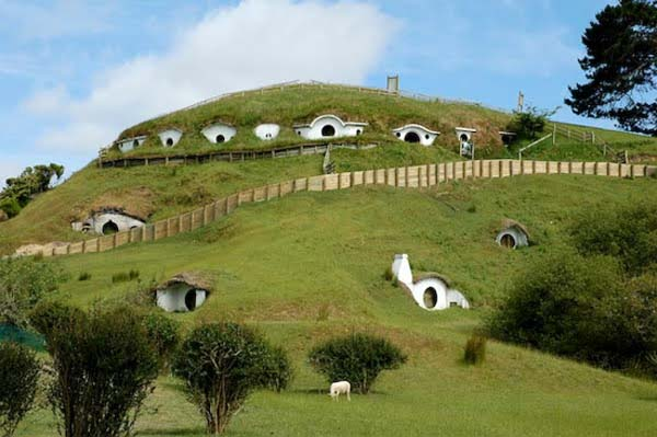 Casa na montanha