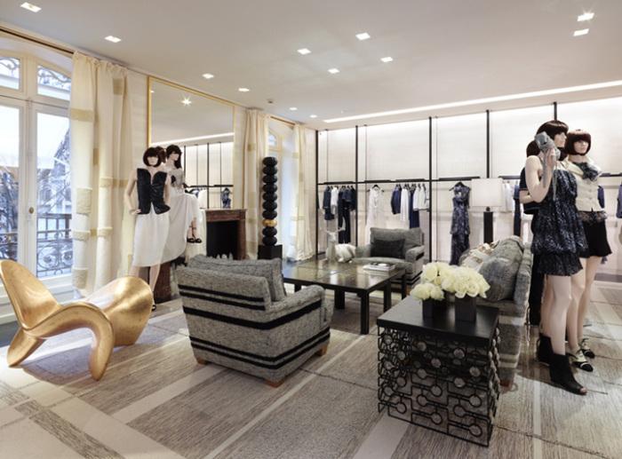 Chanel interior