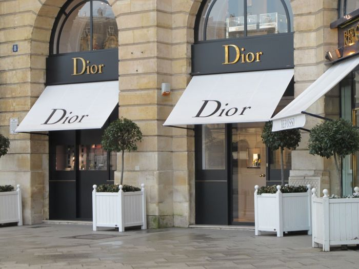 Dior Place Vendome