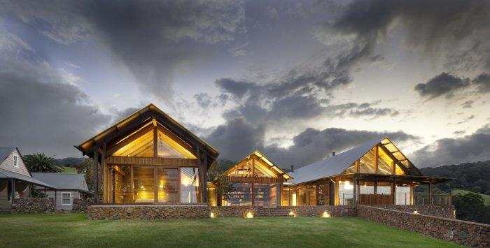 Casas de fazenda e o bem viver - Country home designs south australia ...